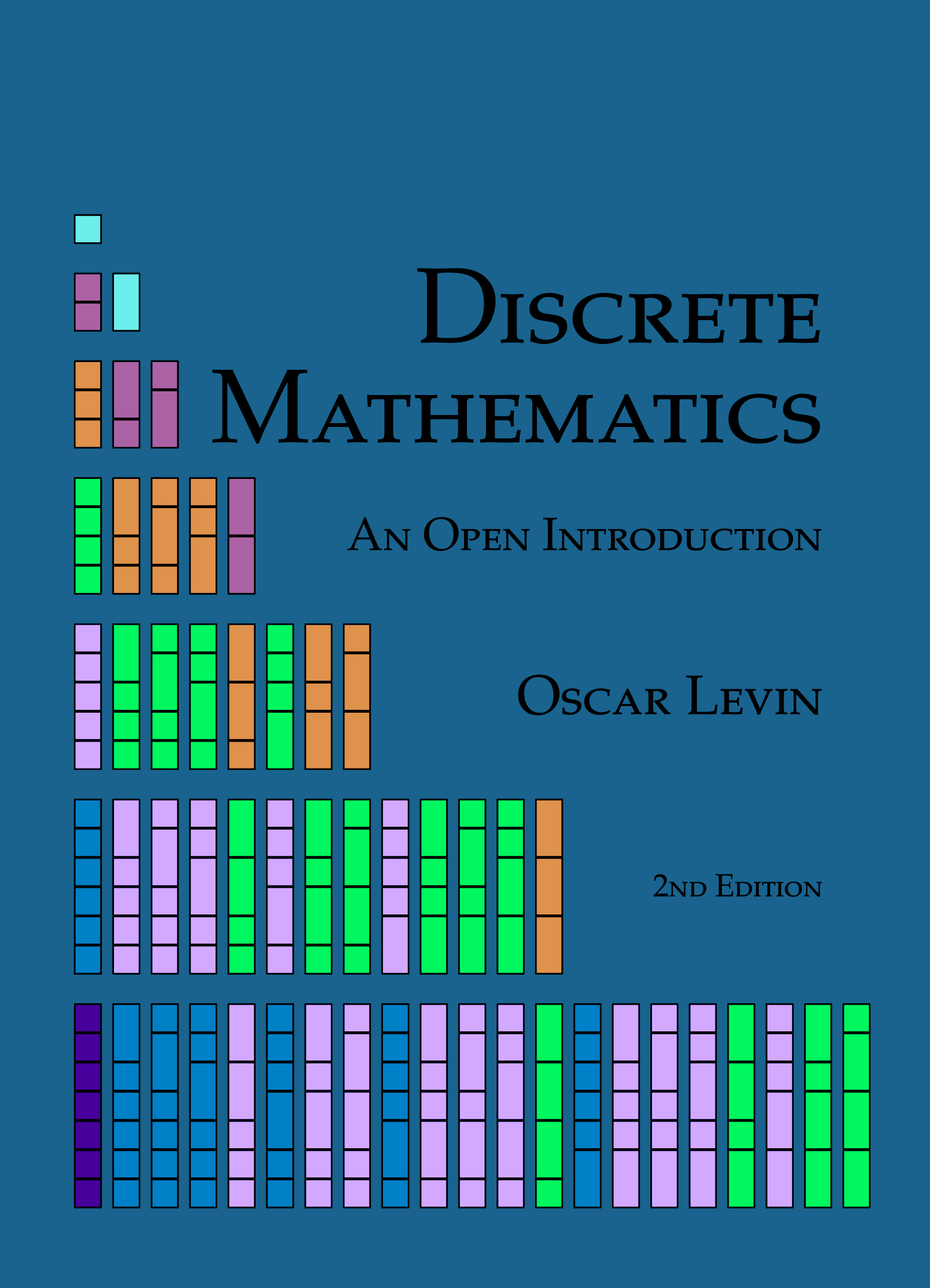 Discrete Math Book cover